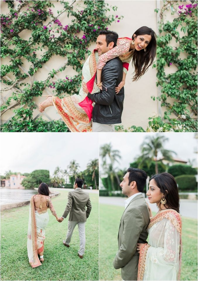 46e7519768268757d3d220865efec1d1--indian-engagement-photos-engagement-pictures Look Picture Perfect With These Bridal Makeup Hacks! Weddings