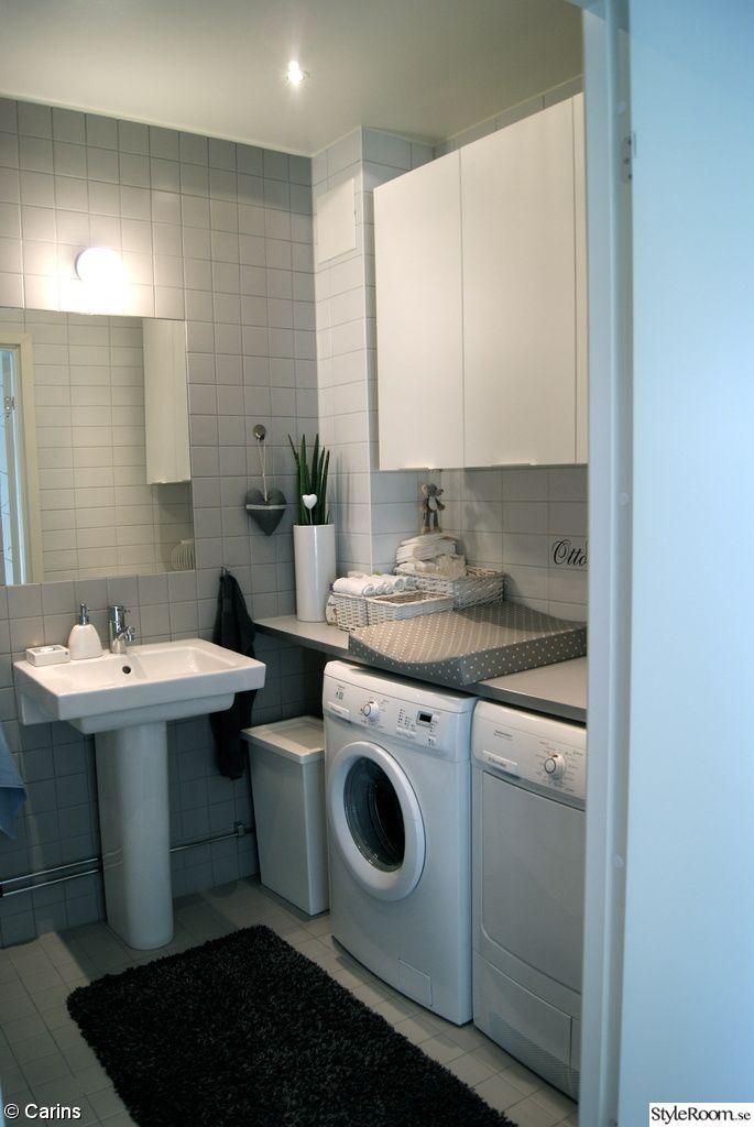 badrum,tvättstuga,tvättmaskin,tvättställ,skötplats