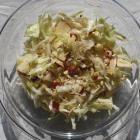 Recept printen Spitskoolsalade met appel recept - Recepten van Allrecipes