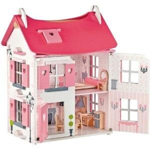 Casa delle bambole per bambina