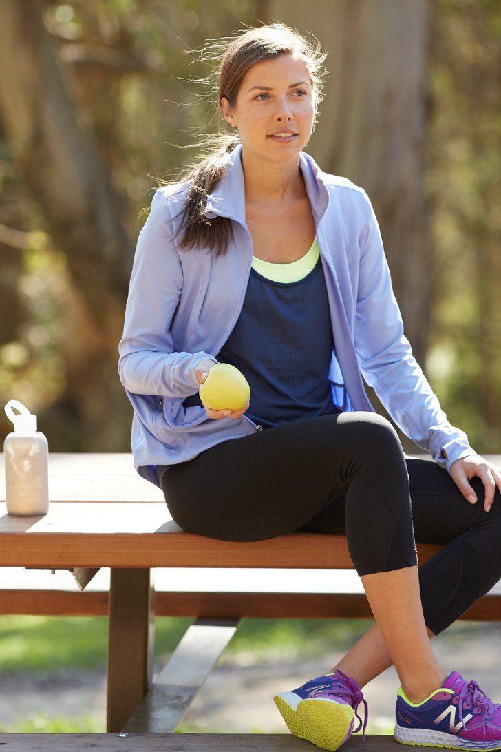 Voilà Quoi — et Quand — Manger Avant de Faire du Sport