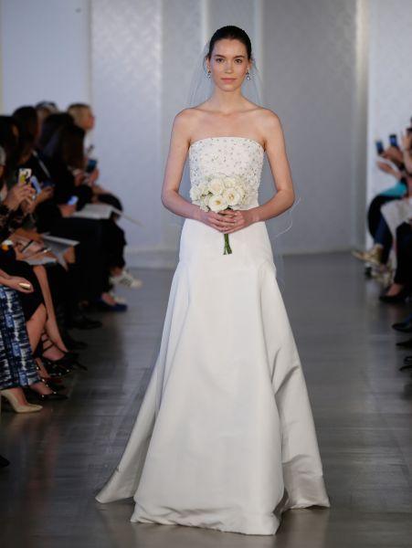 Vestidos de novia palabra de honor 2017: ¡El diseño más deseado! Image: 20