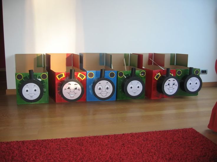 10 Best Thomas The Train Birthday Images On Pinterest