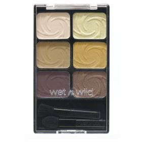 Wet Ν Wild Coloricon Palette (Εξαπλή Σκιά) No 249 Παλέτα με σκιές ματιών τέλεια διαλεγμένες με βάση χρωματικά κριτήρια σας βοηθούν να δημιουργήσετε μοναδικούς συνδυασμούς. Μπορείτε να τις χρησιμοποιήσετε ανά μία, δύο ή τρεις μαζί. Τιμή €8.99
