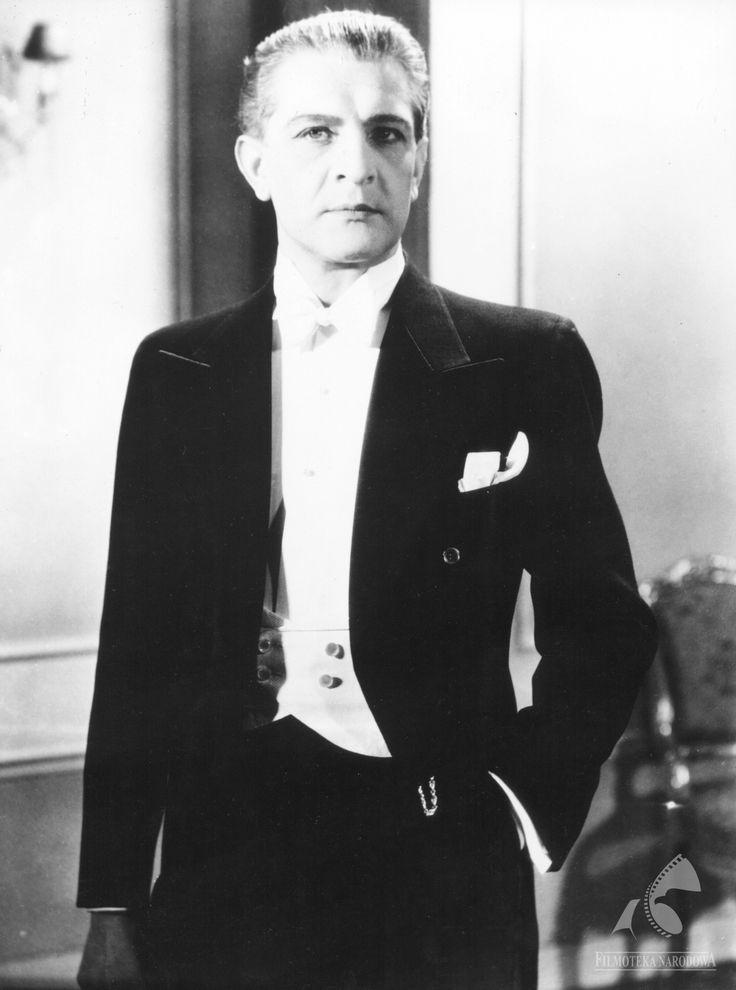 Franciszek Brodniewicz / Przez łzy do szczęścia / polski film obyczajowy / 1939 / reż. Jan Fethke
