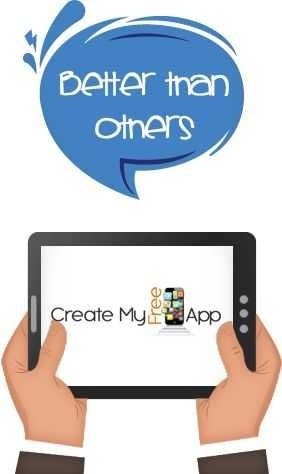 http://www.createmyfreeapp.com/  Free business mobile app creator lets you design and publish android & iOS apps on popular app stores Our app builder provide a platform where you can create free app for iPhone, Amazon & Android for all kind of business  $0.00 USD