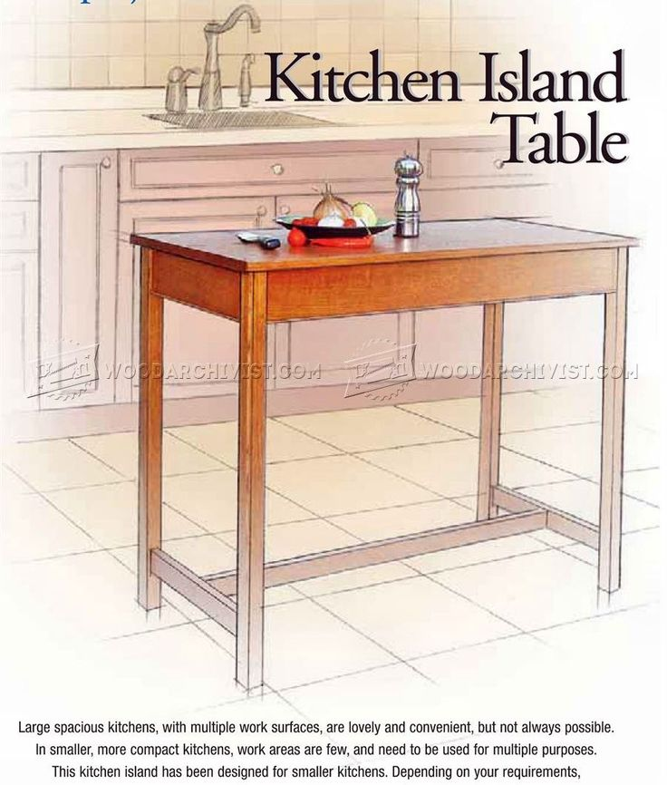 Kitchen Island Table Plans: 112 Best Wood Working Images On Pinterest