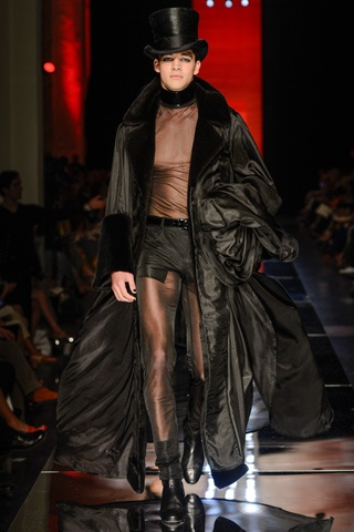 Jean Paul Gaultier: Fall 2012 couture
