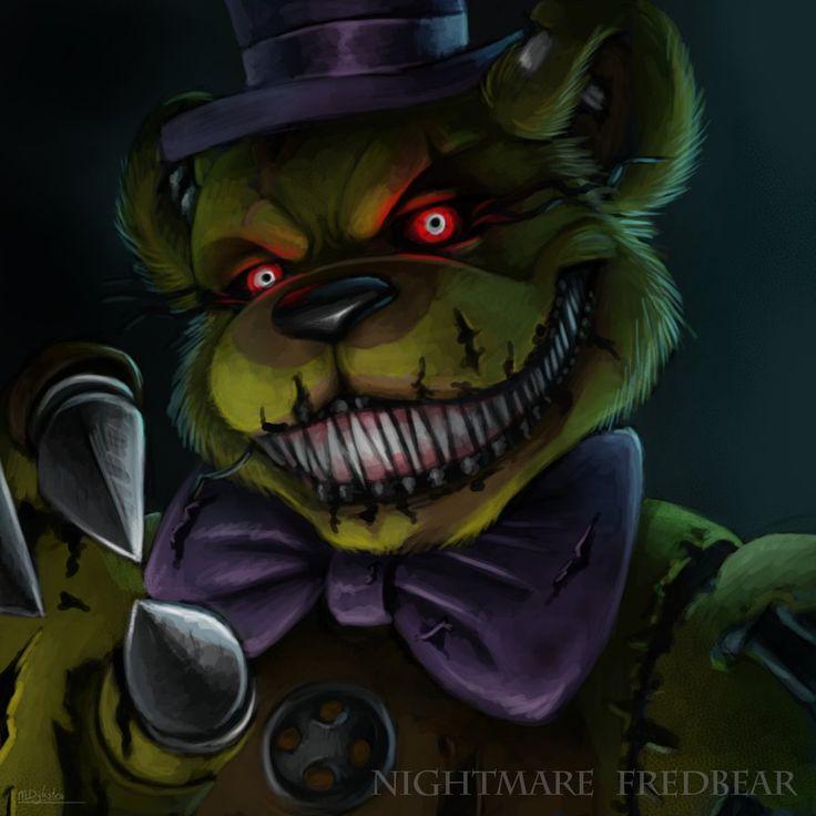 Five nights at Freddy's -admito que me dio algo de miedo jejeje n_nU