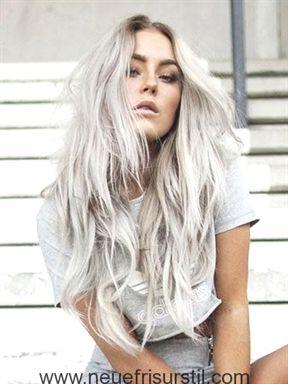 Mary Hat Sich Etwas Auf Frisuren Gemerkt Pin37625 Platinum Blonde