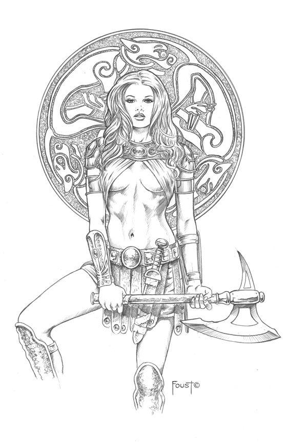 Brigantia by MitchFoust.deviantart.com on @DeviantArt