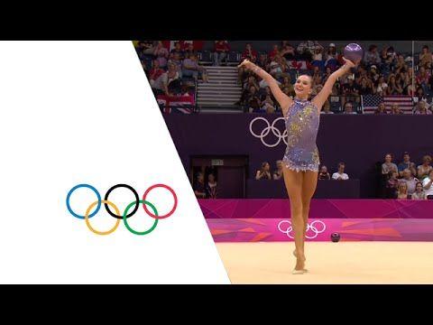 Eliel: Ginástica rítmica dos jogos Olímpicos 2012