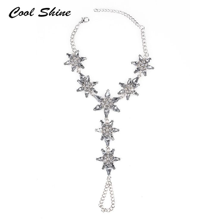 Get The Latest Fashion Jewelry  Coolshine Simple Sexy Summer Bohemian Beach Foot Jewelry Women Crystal Stars Shape Ankle Barefoot Chain Jewelry For Women Party     Buy Jewelry At Wholesale Prices!     FREE Shipping Worldwide     Buy one here---> http://jewelry-steals.com/products/coolshine-simple-sexy-summer-bohemian-beach-foot-jewelry-women-crystal-stars-shape-ankle-barefoot-chain-jewelry-for-women-party/    #buyjewelry