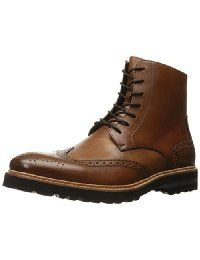 Kenneth Cole New York Men's Click Sound Combat Boot