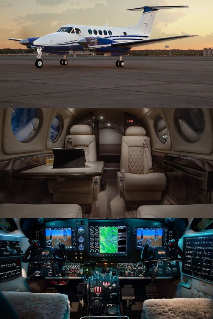 1998 King Air B200 For Sale! Featured Aircraft