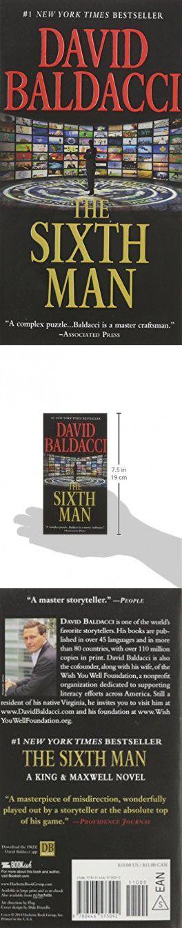The Sixth Man (King & Maxwell Series)