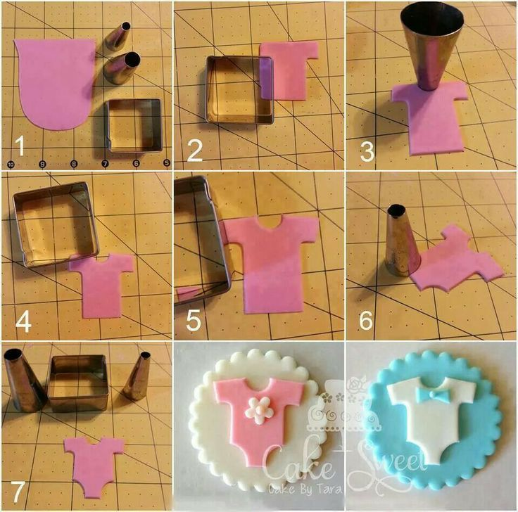 Fondant Cake Decorating Step By Step : 380 best images about Fondant Topper tutorials on ...