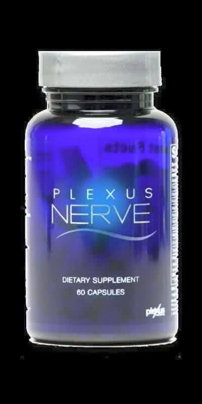 This wonderful product may aid in the regeneration of damaged nerves due to Neuropathy, Carpal Tunnel or other nerve damaging issues. It helps generate Nerve Growth Factor (NGF) and it may reduce the symptoms of nerve damage including numbness and tingling. As with all our Plexus products, it's completely natural.