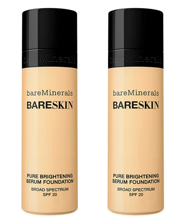Bare Ivory Pure Brightening Serum Foundation - Set of Two