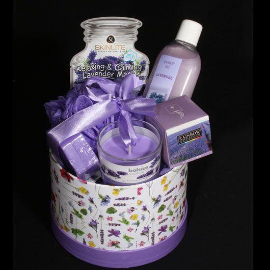 Cadeau Idee Voor Haar Relaxen Met Lavendel Lavendel