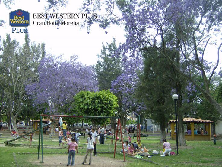M s de 10 ideas incre bles sobre parque infantil al aire for Hotel familiar en capital