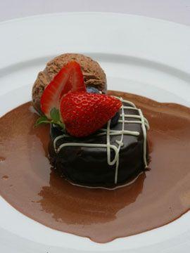 Don't forget the amazing Restaurant Lurleen's desserts #australia #sirromet #winery