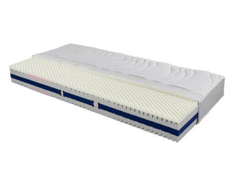 Aktivní pěnová matrace Celtex - Emilia Comfort vyrobená ze studené pěny s vrstvou líné pěny. / Active foam mattress Celtex - Emilia Comfort made of cold foam with a layer of lazy foam. #foam #mattress #penova #matrace #celtex #jmp #sleep #spanek