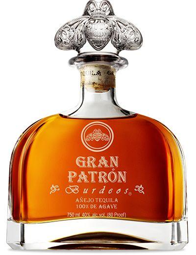Enjoy Gran #Patron Burdeos for a cognac-like pour.