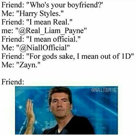 That's sooo funny 😂😂😂 #Onedirection