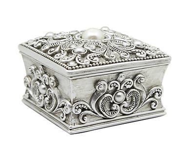Декоративная коробка для хранения - канифоль, 8х6х8 см