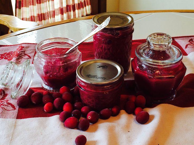 Cranberry Mustard Recipe   Cranberry Mustard Sauce - Ball® Recipes