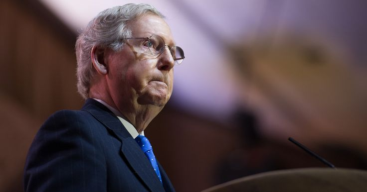 Turncoat McConnell Looks to Hinder AL's Roy Moore in Special Election