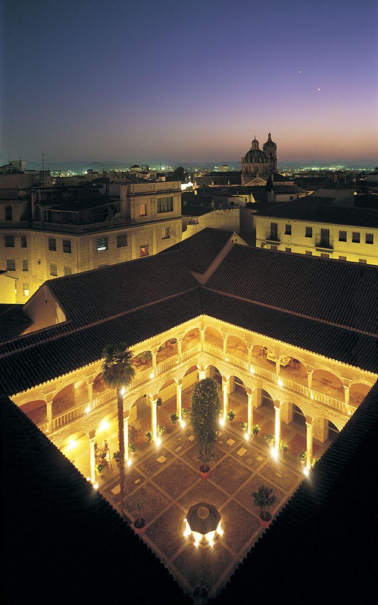 AC Palacio de Santa Paula, Granada, Spain