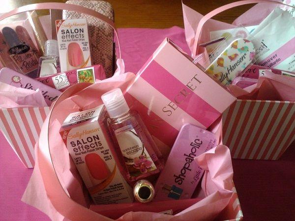 Bridesmaid Gifts Under $20 - Bath sets