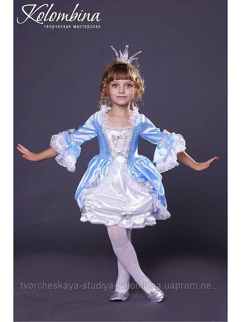 Карнавальный костюм принцессы, фото 1