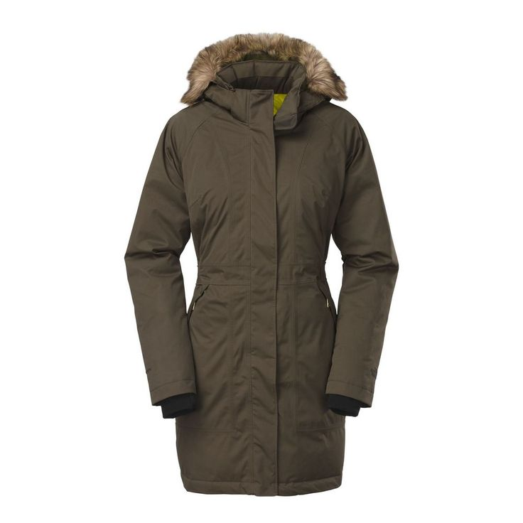 Image result for northface arctic down parka olive
