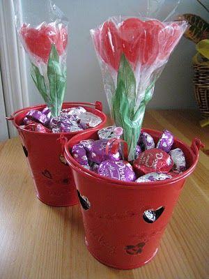 Candy Flowerpot