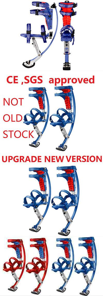 Other Fitness Running and Yoga 13362: Kids Child Youth Kangaroo Shoes Jumping Stilts Fitness Exercise (66-110Lbs) Blue -> BUY IT NOW ONLY: $153.98 on eBay!