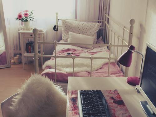 love - Niedliche Noble Schlafzimmerideen