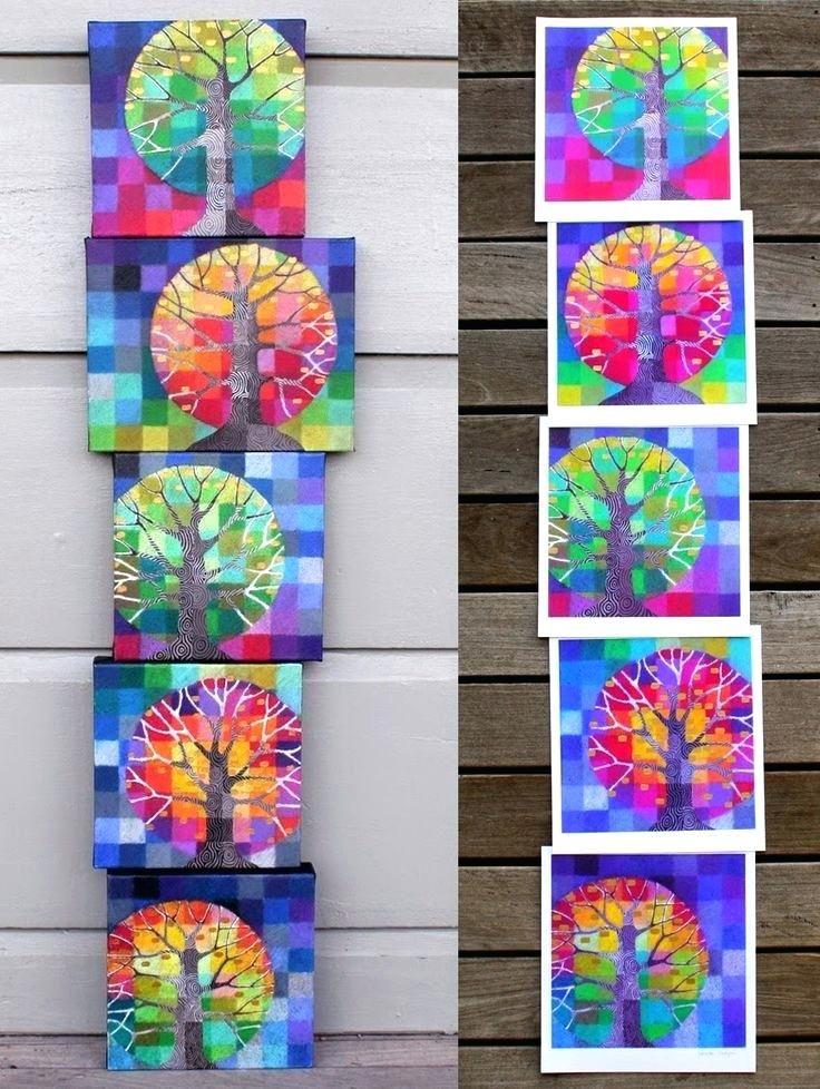 Kalte Warme Farben Unterricht Warm Kalte Farben