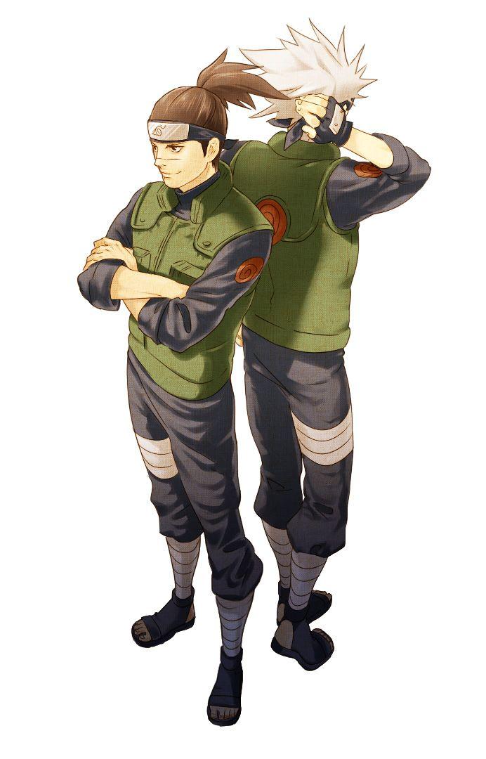 160 best images about kakashi hatake on pinterest chibi - Manga kakashi ...