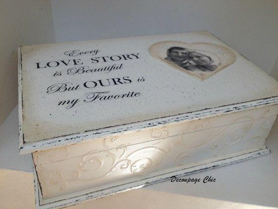 Wedding Memories Box personalized wedding by JelenaDecoupageChic  https://scontent-vie1-1.xx.fbcdn.net/hphotos-xaf1/t31.0-8/1502298_957872897578204_2164495285117951154_o.jpg