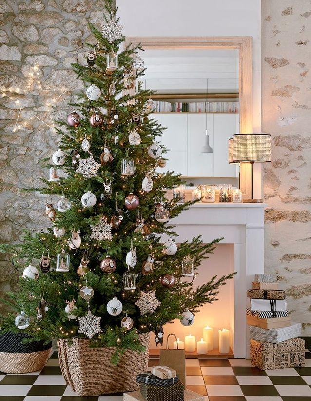 Maisons Du Monde Noel 2019 Toutes Les Pieces De La Collection Qu On S Arrache Deja Deco Noel Sapin Sapin De Noel Deco Noel