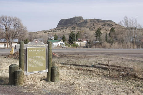 Picturing history: Wagon Mound, N.M.   Deseret News