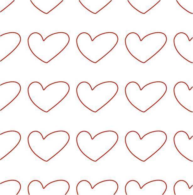 20 Blatt Motivpapier rot Herzen Leinen Hochzeit Papier Bastelpapier Scrapbooking