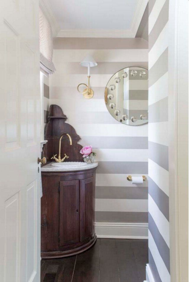 40 Most Popular Powder Room Design Ideas For 2019 Browse Powder Room Designs And Decorating Ideas Dis Powder Room Remodel Room Remodeling Powder Room Design