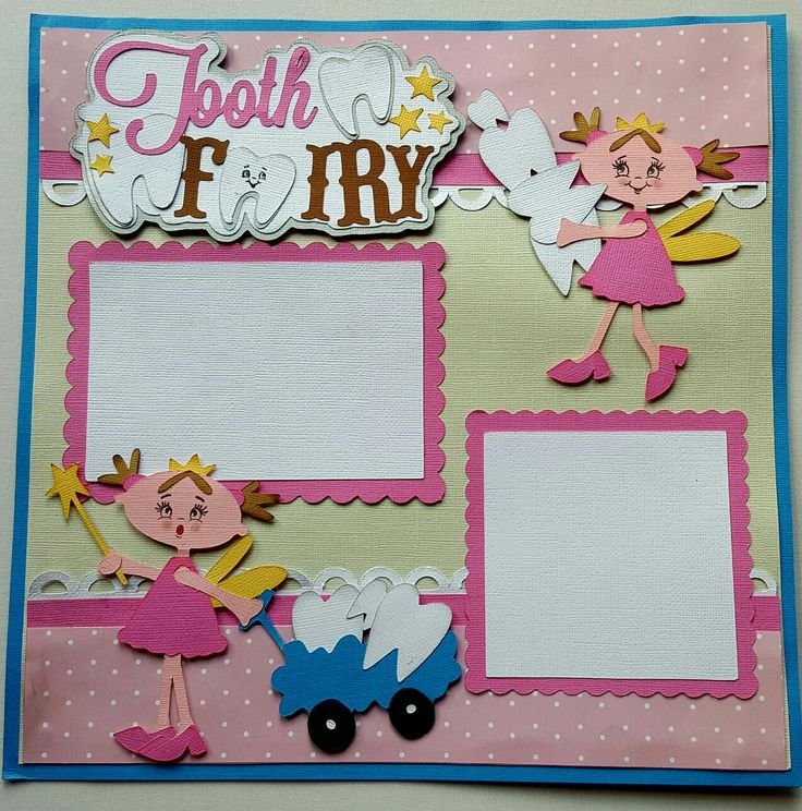 Single page layout: Tooth Fairy
