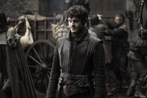 """I got Ramsay Snow (not Bolton)! We Know Which """"Game Of Thrones"""" Character You Don't Like Based On Your Zodiac"""