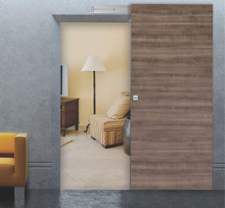 Oltre 25 fantastiche idee su porte scorrevoli su pinterest porta scorrevole progetto in legno - Porte scorrevoli su binario esterno ...