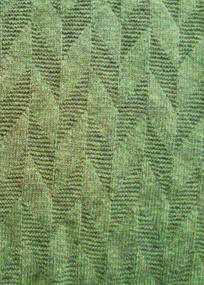 Красивые узоры спицами для пуловеров, кофт